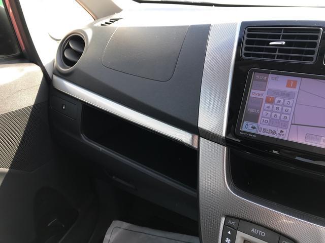ダイハツ ムーヴ カスタム X TV ナビ 軽自動車 LED インパネCVT