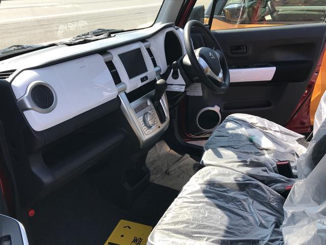 スズキ ハスラー G 軽自動車 衝突被害軽減システム AT