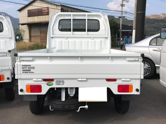 DX エアコン AT 届出済未使用車 軽トラック(4枚目)