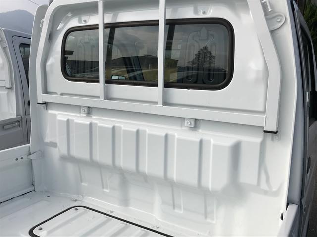 DX エアコン AT 届出済未使用車 軽トラック(7枚目)