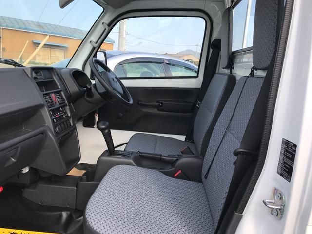 DX エアコン AT 届出済未使用車 軽トラック(12枚目)