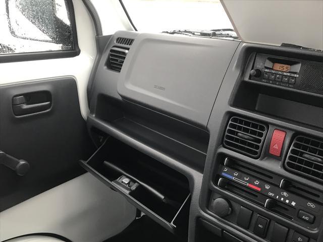 DX 4WD AC MT 修復歴無 軽トラック 保証付(18枚目)