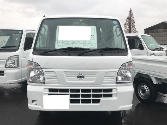 DX AC MT 軽トラック ホワイト(2枚目)