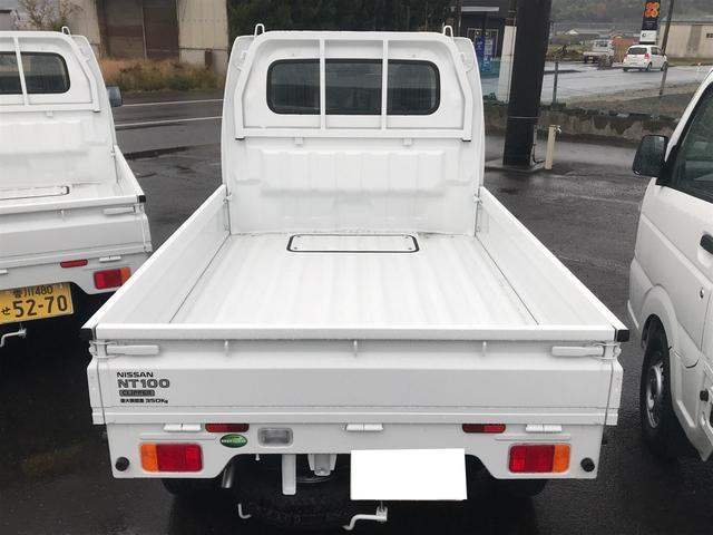 DX AC MT 軽トラック ホワイト(8枚目)