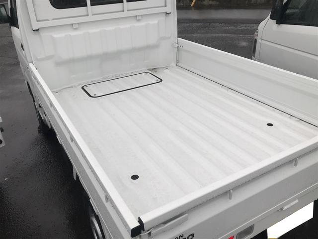 DX AC MT 軽トラック ホワイト(9枚目)