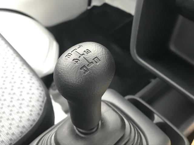 DX AC MT 軽トラック ホワイト(17枚目)