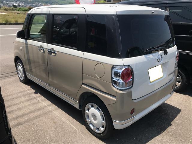 「ダイハツ」「ムーヴキャンバス」「コンパクトカー」「香川県」の中古車7