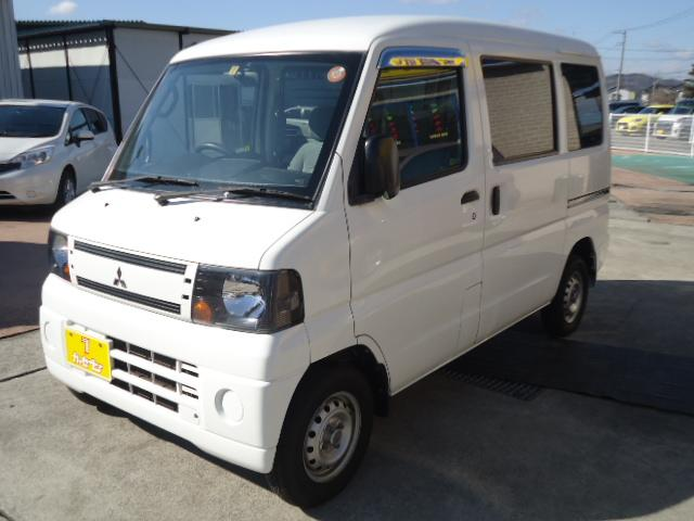 三菱 ミニキャブバン 660 CL ハイルーフ
