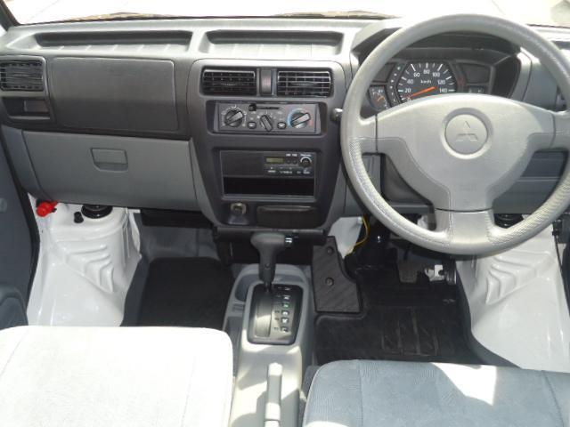 三菱 ミニキャブバン CD ハイルーフ 2WD エアコン パワステ