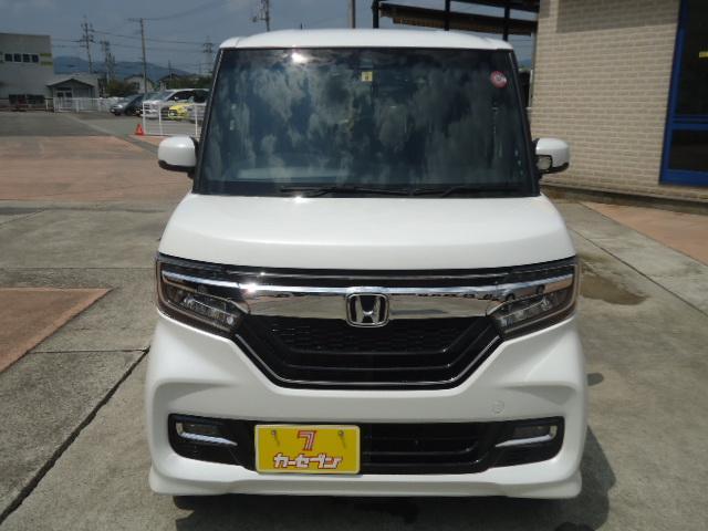 「ホンダ」「N-BOXカスタム」「コンパクトカー」「徳島県」の中古車3