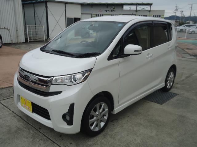 「三菱」「eKカスタム」「コンパクトカー」「徳島県」の中古車2