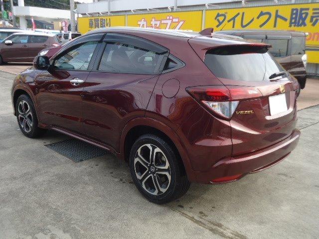 「ホンダ」「ヴェゼル」「SUV・クロカン」「徳島県」の中古車5