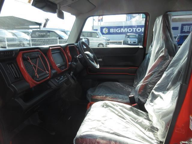 ハイブリッドXターボ 修復歴無 衝突被害軽減ブレーキ 車線逸脱防止支援システム ヘッドランプ LED ABS EBD付ABS クルーズコントロール エアバッグ アルミホイール エンジンスタートボタン(5枚目)