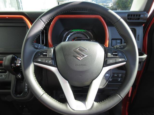 ハイブリッドXターボ 修復歴無 衝突被害軽減ブレーキ 車線逸脱防止支援システム ヘッドランプ LED ABS EBD付ABS クルーズコントロール エアバッグ アルミホイール エンジンスタートボタン(10枚目)