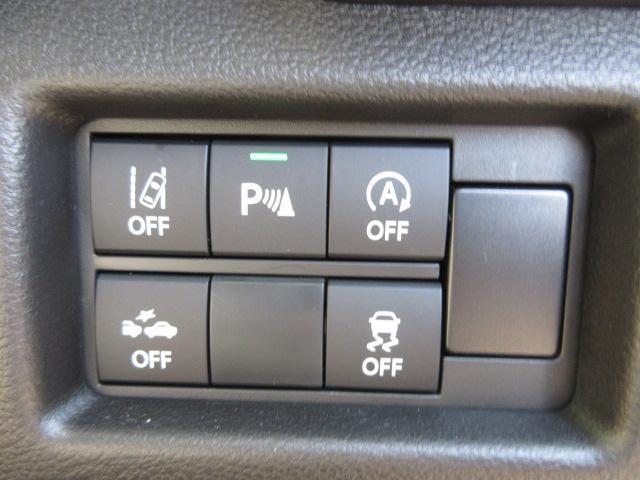 ハイブリッドXターボ 修復歴無 衝突被害軽減ブレーキ 車線逸脱防止支援システム ヘッドランプ LED ABS EBD付ABS クルーズコントロール エアバッグ アルミホイール エンジンスタートボタン(13枚目)