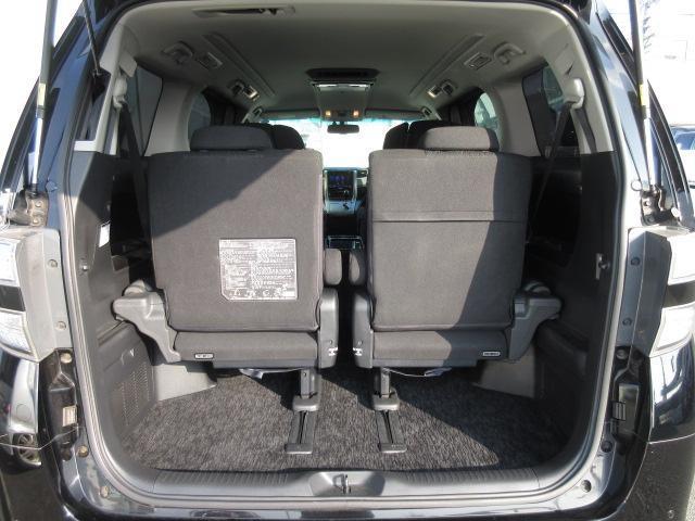 2.4Z Gエディション 社外9インチメモリーナビ/フリップダウンモニター社外11.4インチ/ヘッドランプHID/ETC/EBD付ABS/横滑り防止装置/TV/エアバッグ運転席/エアバッグ助手席(7枚目)