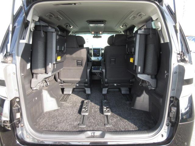 2.4Z Gエディション 社外9インチメモリーナビ/フリップダウンモニター社外11.4インチ/ヘッドランプHID/ETC/EBD付ABS/横滑り防止装置/TV/エアバッグ運転席/エアバッグ助手席(8枚目)