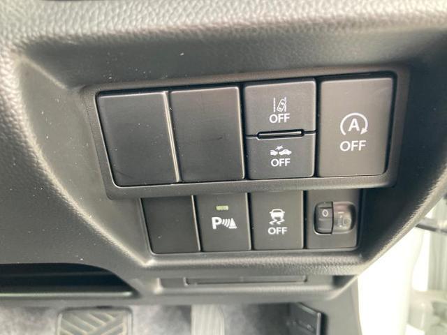 FX MC後モデル/後退時ブレーキサポート/プッシュスタート/CDプレーヤー/EBD付ABS/横滑り防止装置/アイドリングストップ/エアバッグ 運転席/エアバッグ 助手席/パワーウインドウ レーンアシスト(13枚目)