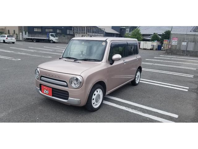 「スズキ」「アルトラパンショコラ」「軽自動車」「愛媛県」の中古車2