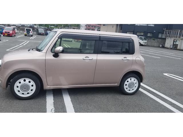 「スズキ」「アルトラパンショコラ」「軽自動車」「愛媛県」の中古車8
