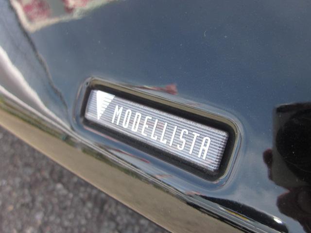 ★【モデリスタ】のロゴがカッコイイですね★
