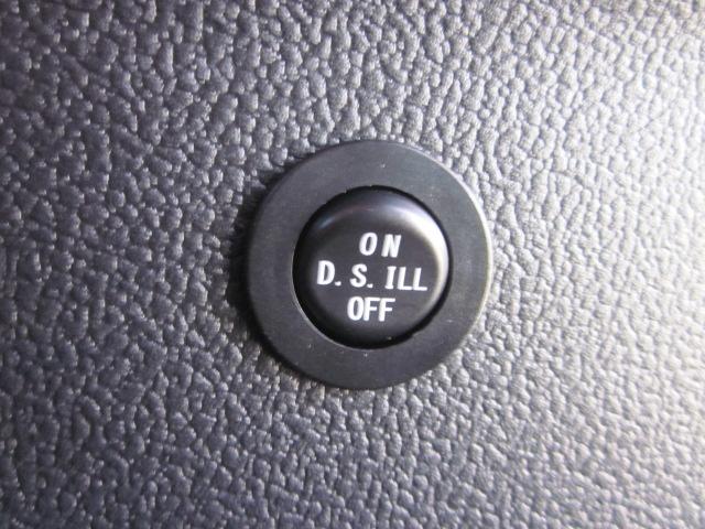 ★オプションの【ドライブサポートイルミネーション】を装着しています。メーターフード上のLEDが色と点滅で様々な情報を知らせてくれます★