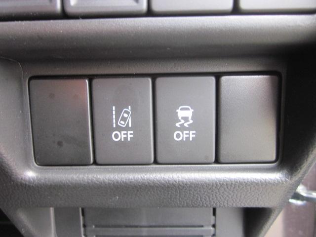 ★車線逸脱警報、ESPスイッチになります★