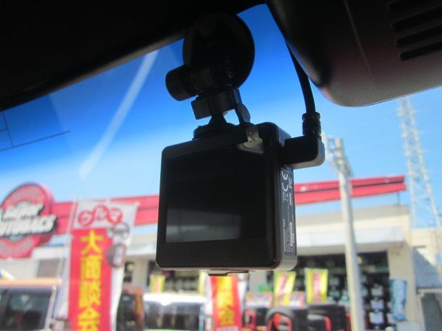 ★1カメラタイプのドライブレコーダーも取付されています★