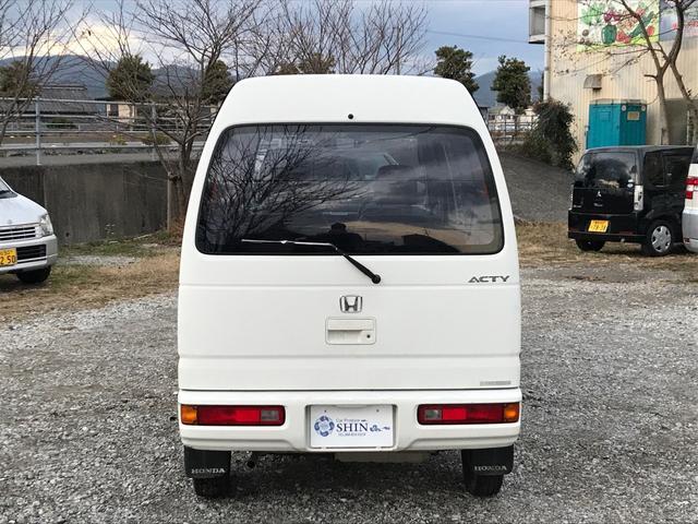 「ホンダ」「アクティバン」「軽自動車」「高知県」の中古車6