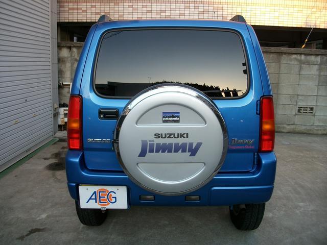 スズキ ジムニー XC 背面タイヤ キーレス タイミングチェーン