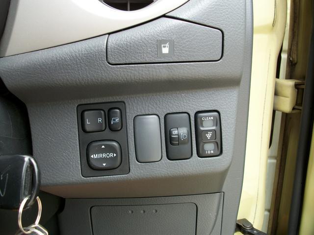 X ユーザー1オーナー車 クリーンイオン ETC キーレス(13枚目)