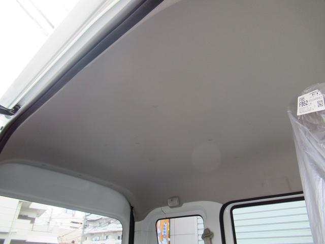 ハイルーフ 4インチリフトアップ 15AW LEDライト(18枚目)