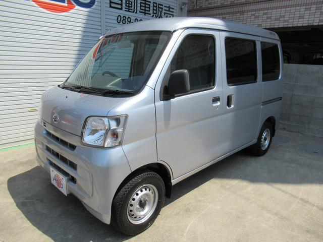 「ダイハツ」「ハイゼットカーゴ」「軽自動車」「愛媛県」の中古車2
