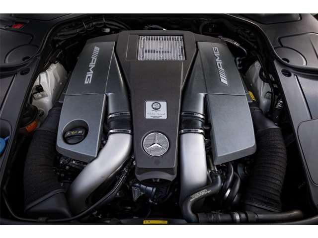 S63 AMG 4マチックロング レーダーセーフティ(9枚目)