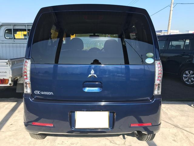 「三菱」「eKワゴン」「コンパクトカー」「徳島県」の中古車8