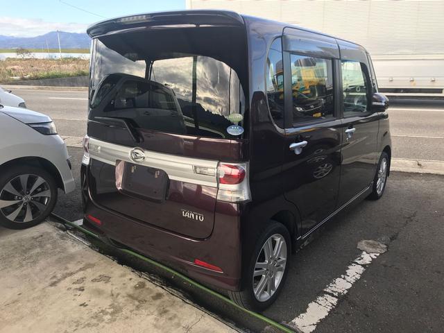 「ダイハツ」「タント」「コンパクトカー」「徳島県」の中古車10
