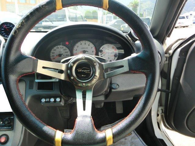 日産 シルビア スペックSエアロ ターボエンジン載替済 デフィメーター