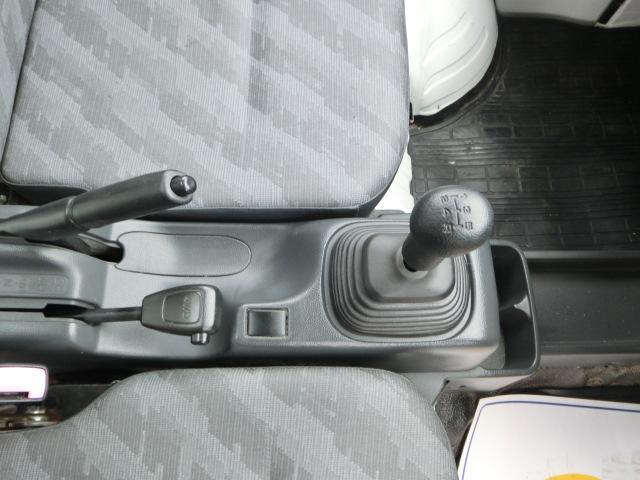 スズキ キャリイトラック FCエアコン&パワステ 4WD 5速MT デッキ スピーカー