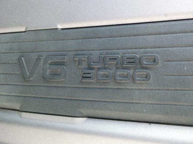 V6の3Lターボ!