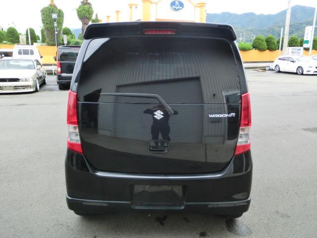 H21年 スズキ ワゴンR FXリミテッド 人気のブラック 入庫しました!
