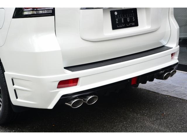 TX ZEUS新車カスタムコンプリート 20インチAW(11枚目)