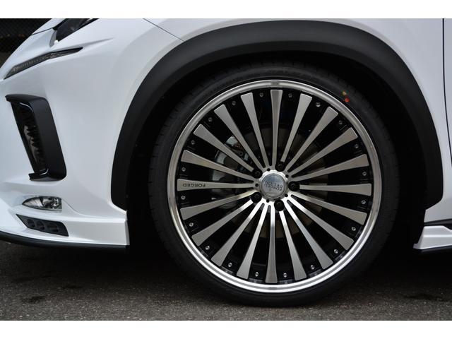 NX300 Fスポーツ ZEUS新車カスタムコンプリートカー(7枚目)