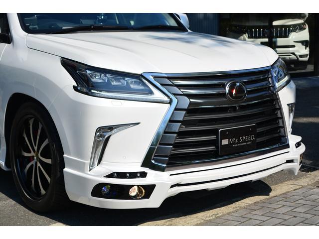 LX570 ZEUS新車カスタムコンプリートカー(9枚目)