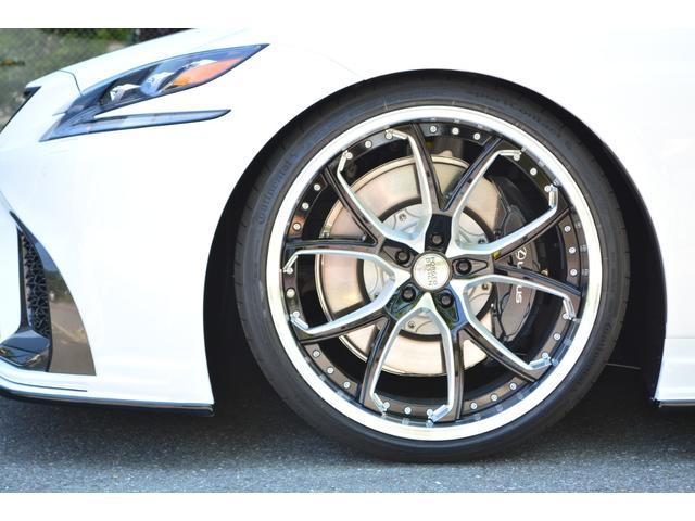 LS500 Fスポーツ ZEUS新車カスタムコンプリートカー(7枚目)