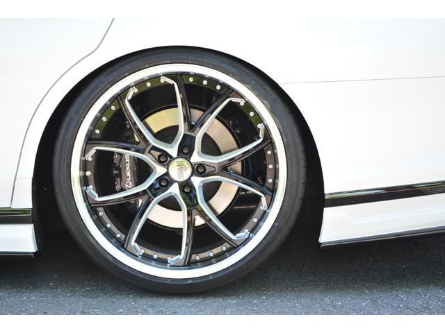 LS500 Fスポーツ ZEUS新車カスタムコンプリートカー(8枚目)