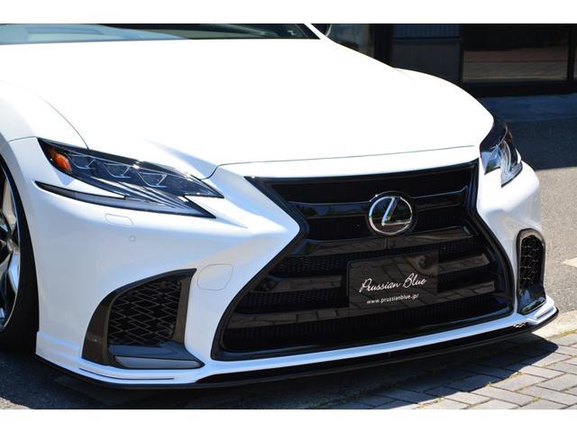LS500 Fスポーツ ZEUS新車カスタムコンプリートカー(10枚目)