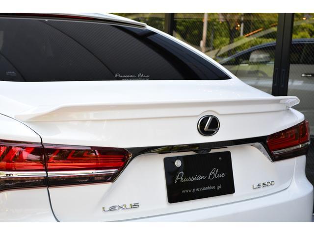 LS500 Fスポーツ ZEUS新車カスタムコンプリートカー(14枚目)