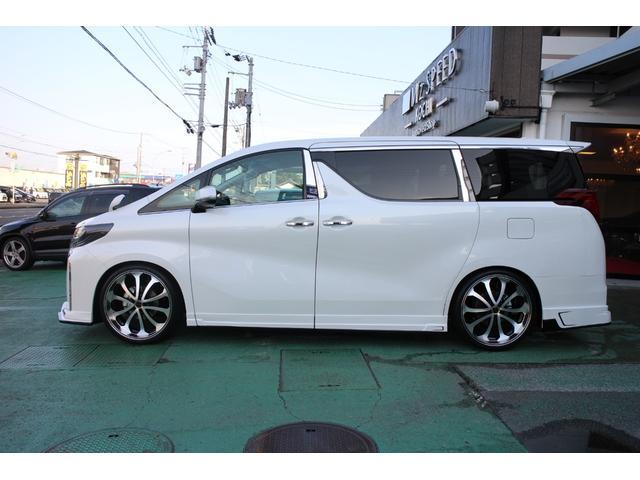 新車からのオーダーカスタム製作もOKです。お好きなカラー、グレードをベースにMZSPEEDのご希望のエアロ・ホイールを装着して納車可能です。もちろん価格もディーラーで買うよりはるかにお得です!!