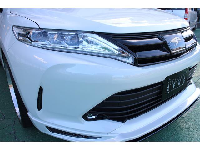 プレミアム ZEUS新車カスタムコンプリート車高調(18枚目)