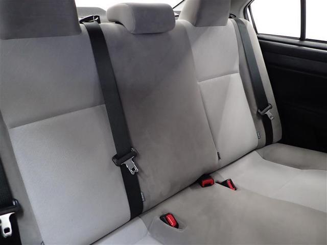 後席の足元までしっかり洗浄
